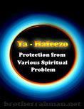 Protection from various spiritual problem Brother Rahman