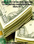 Ritual Amal-Simple yet effective method to increase ones personal wealth Brother Rahman