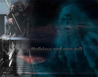 Shaitan Marid Jinn malicious and pure evil Brother Rahman