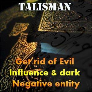 Talisman Get Rid Of Evil Influence Dark Negative