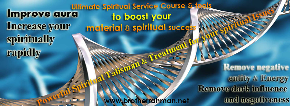 World Most powerful spiritual Healing Talisman and Service