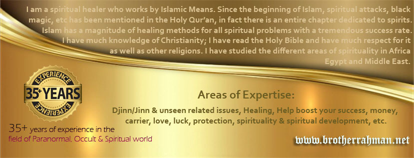 Brotherrahman One stop Spiritual Shop