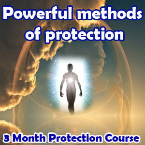 3 Month Protection Course Learn to make powerful protective circle and increase your personal spiritual protection featured Brother Rahman