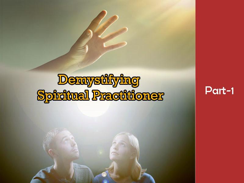 Certified Spiritual Practitioner Training Demystifying Spiritual Practitioner Part1 Brother Rahman