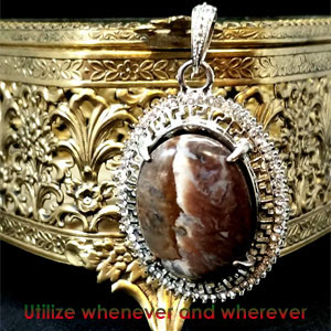 Spirituality Sensitivity and Spiritual Protection Amulet featured Brother Rahman